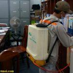 Dịch vụ diệt côn trùng quận Thanh Xuân