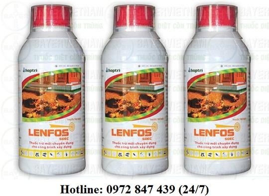 Thuốc Lenfos 50 EC