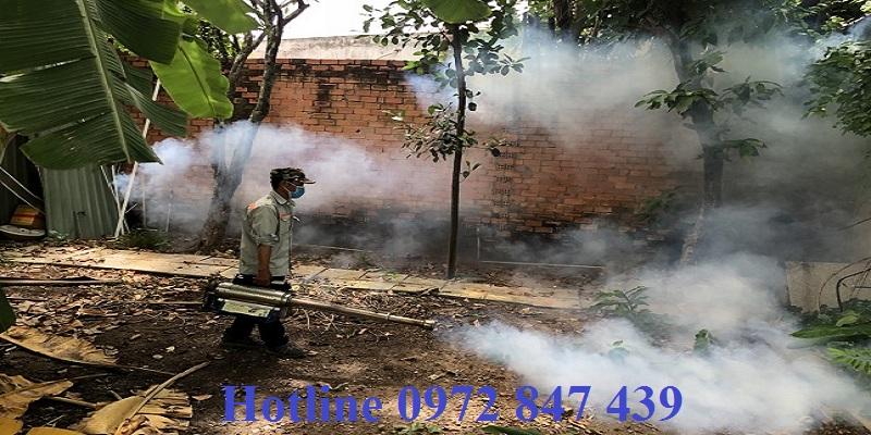 Dịch vụ diệt muỗi giá rẻ quận Bắc Từ Liêm