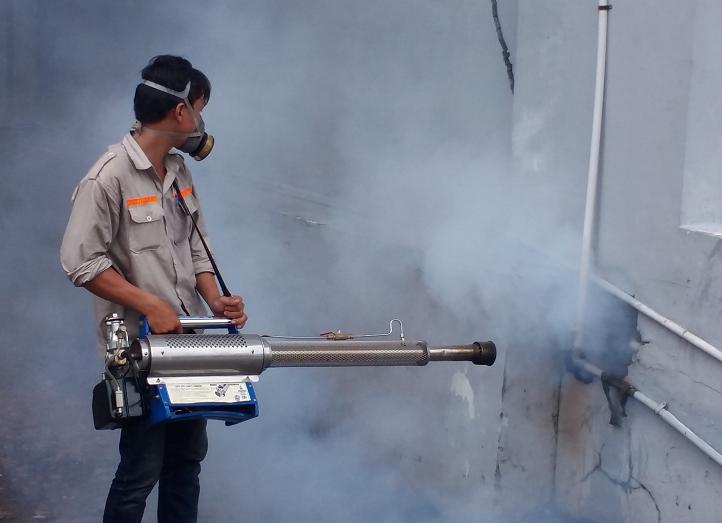 Dịch vụ phun diệt muỗi quận Hoàng Mai