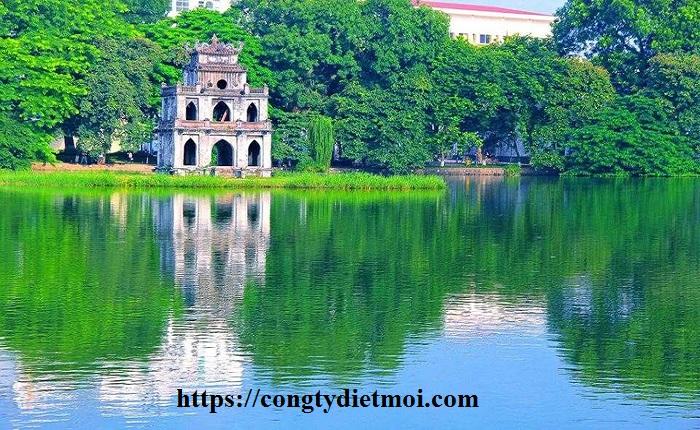 Dịch vụ diệt muỗi quận Hoàn Kiếm