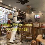 công ty Trần Đăng phun Khử Khuẩn tại Đà nẵng