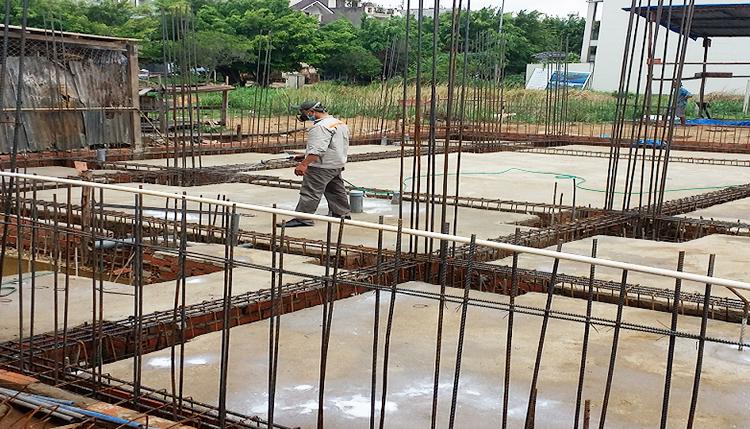 Chống mối công trình tại Lạng Sơn