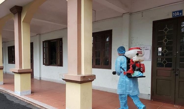 diệt muỗi tại Quảng Ninh