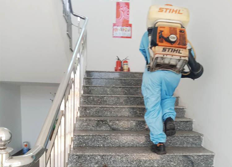 diệt muỗi tại Hưng Yên