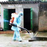 phun diệt muỗi tại Thái Bình